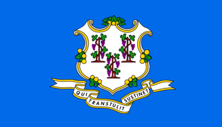 Collegesuniversities Flags Connecticut