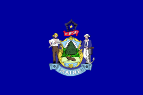 Wikipedia Commons Thumb 3 35 Flag Of Maine.Svg 687Px-Flag Of Maine.Svg