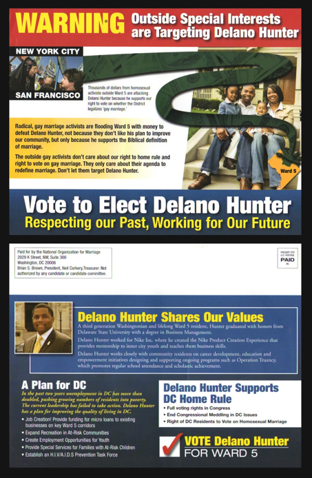 Delano Hunter