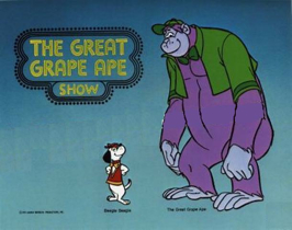 Greatgrapeape Show Series-1