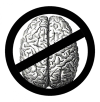 No-Brains-Allowed
