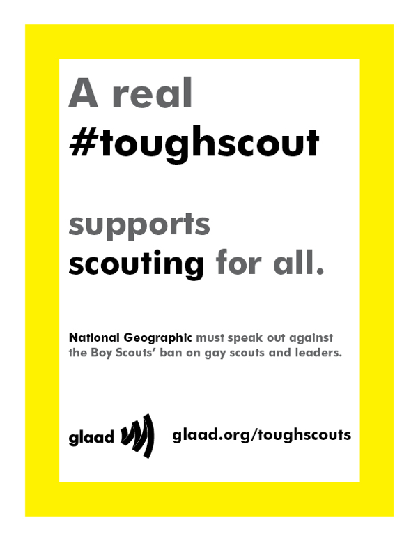 Glaad Toughscouts 0