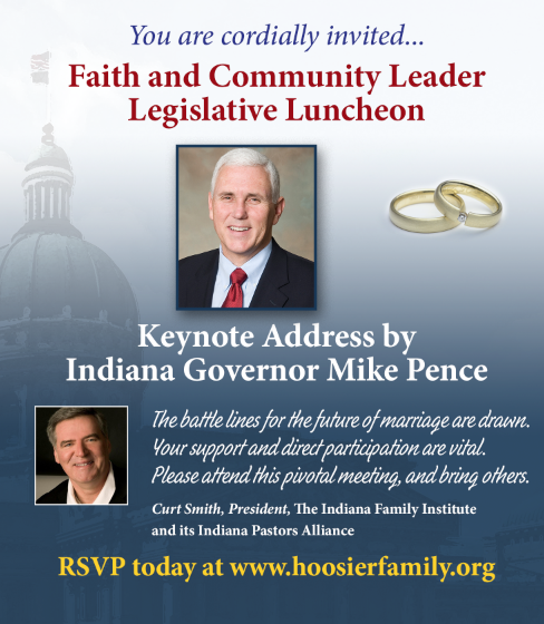 Faith And Community Leaders Luncheon