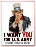 D128~Uncle-Sam-I-Want-You-Posters