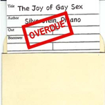 Man nabs library's 'Joy of Gay